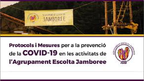 Coneix els Protocols i Mesures per a la prevenció de la COVID-19