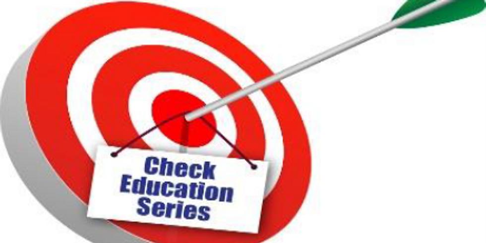 Check Education Series