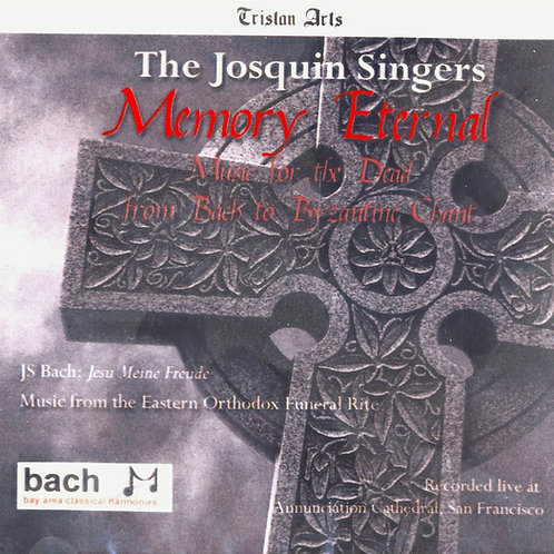 Memory Eternal: Music for the Dead from Byzantine Chant to Bach (CD)