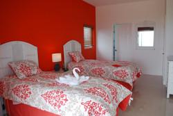 Coral 2nd floor twin bedroom