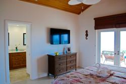 Orange 2nd floor master bedroom