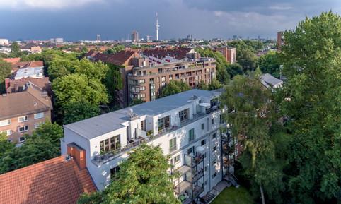 Wohngebäude Eppendorfer Weg