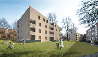 Wohngebäude Tangstedter Landstraße