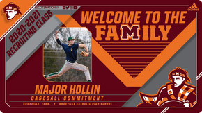 Hollin signs with Maryville College