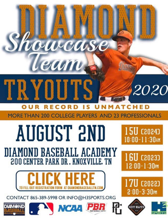 Tryouts & August Camps