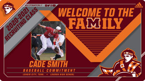 Cade Smith signs with Maryville College