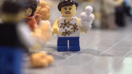 The Lego Guy