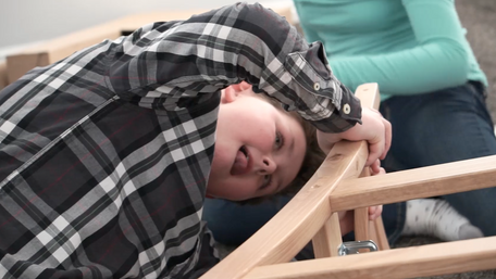 Kids Try Building IKEA