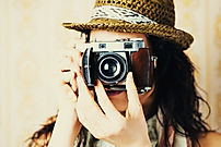 Girl Behind the Lens
