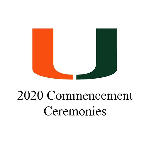 Undergraduate Degree 5:30pm Ceremony 2020 (DIGITAL)