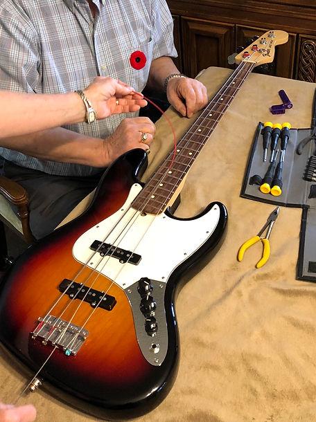 1. Fender Jazz Bass - Serial #US11136915 - American Special 3-Tone Sunburst Guitar.jpg