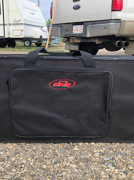15. SKB Soft Sided Pedaltrain Case containing TWO Digitech Vocalist Live 4's.jpg