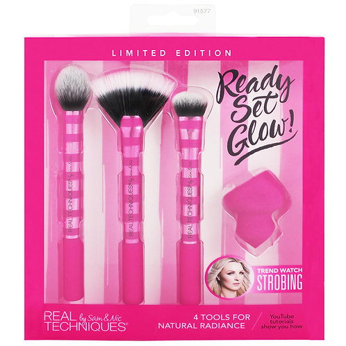 Real Techniques Ready Set Glow