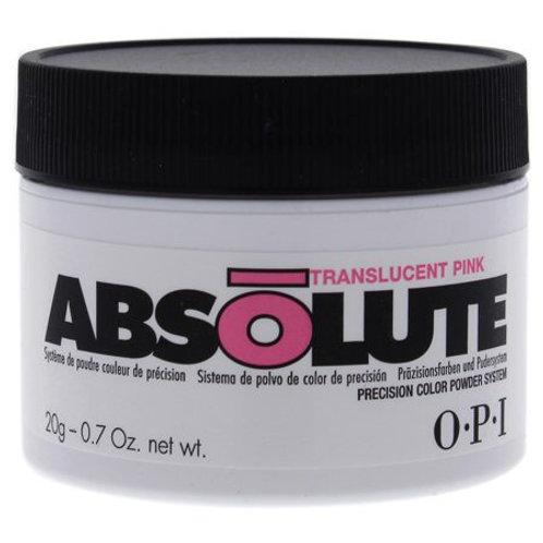 OPI Translucent Pink