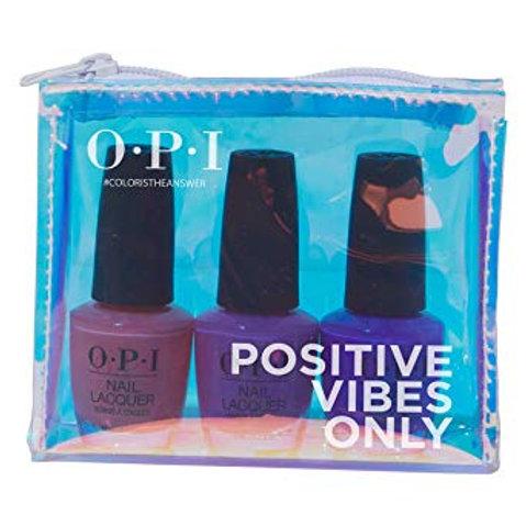 OPI Neons Nail Lacquer 3pc