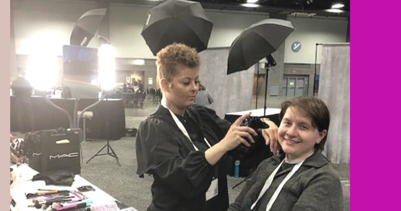 Convention Makeup Work