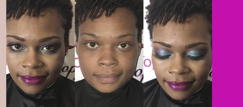 Hair & Makeup By Topcurl3