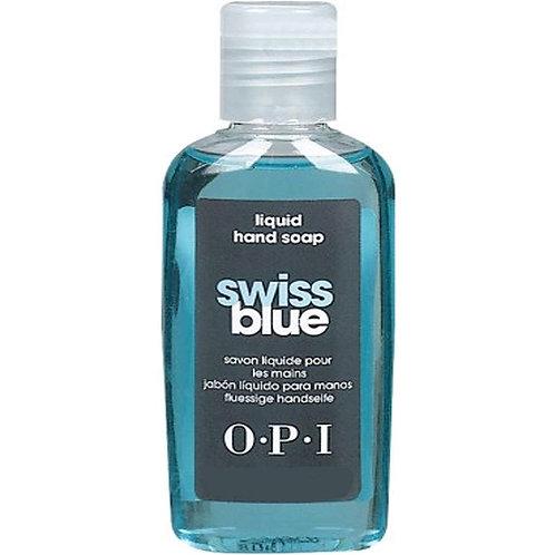 OPI Swiss Blue Hand Soap