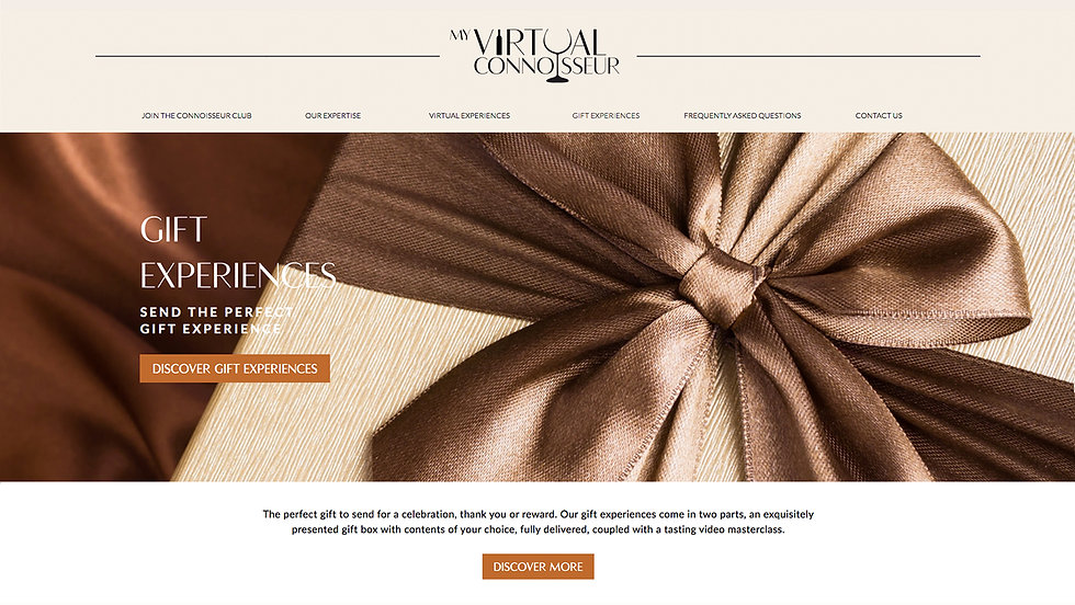 My Virtual Connoisseur Website 1.jpg