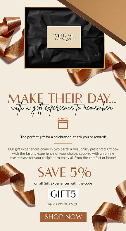 My Virtual Connoisseur Gift Experience P