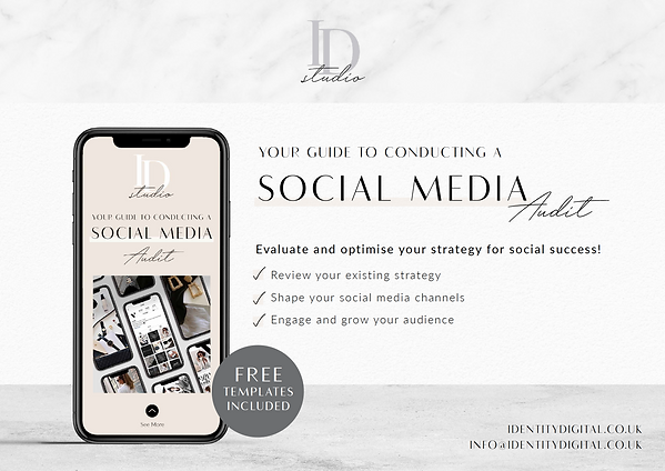 Identity Digital Social Media Audit Guid