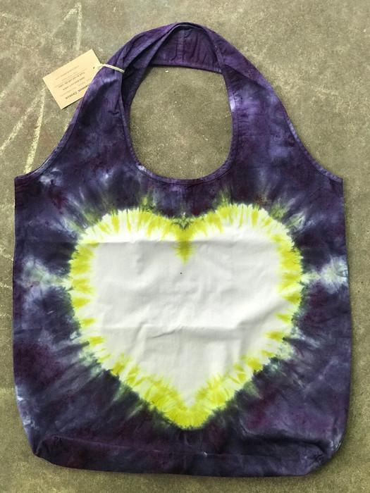 Loving Heart Market Bag