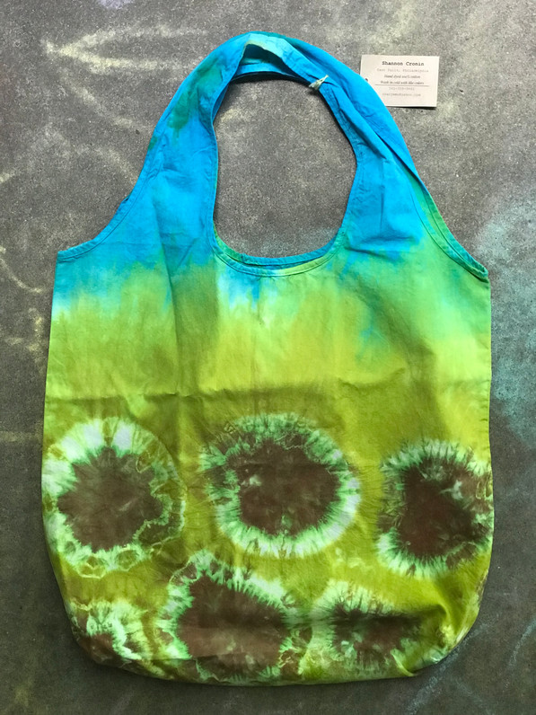 Earth Day Market Bag