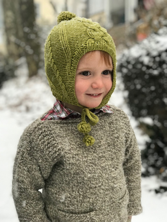 Warm ears and pockets