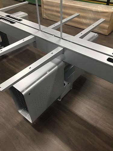 Office Furniture Line - Unity Pod 6 Seater Desk