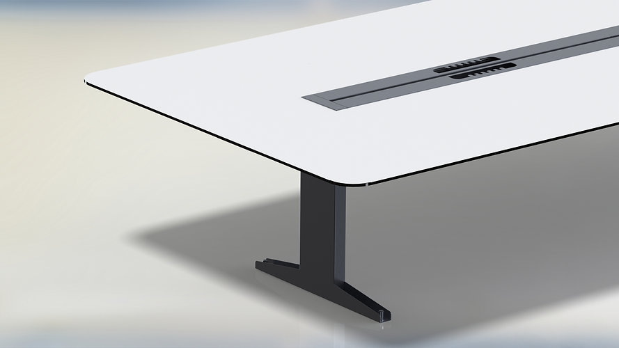 Office Furiture Line - Connect Foro Meeting Table