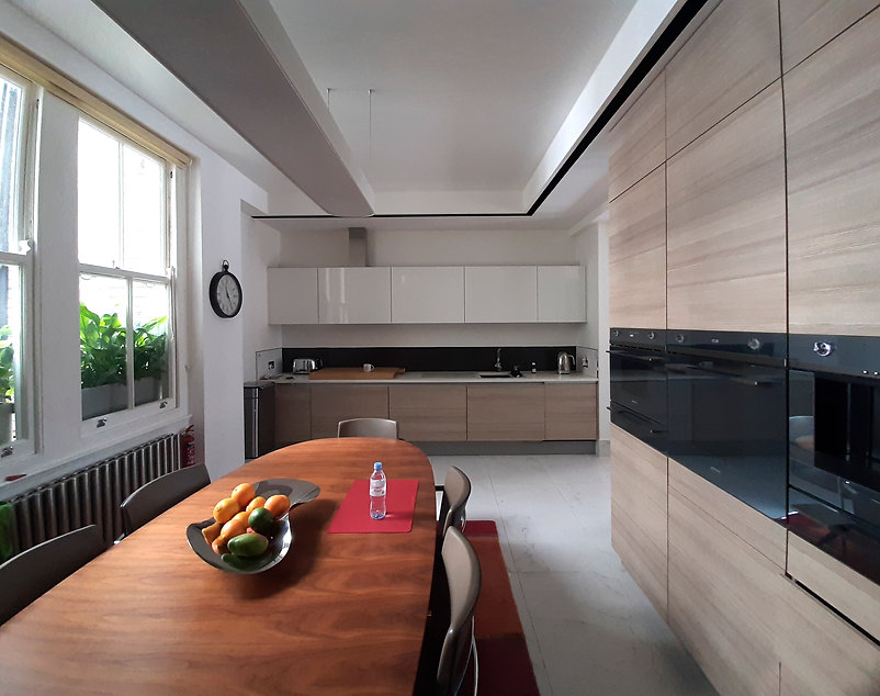 Earl's Court Residential Renovation, London
