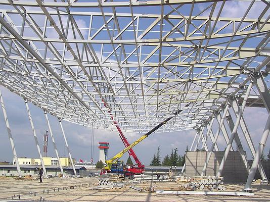 Tirana International Airport Structure, Albania