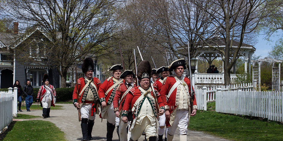 Patriots Day Celebration