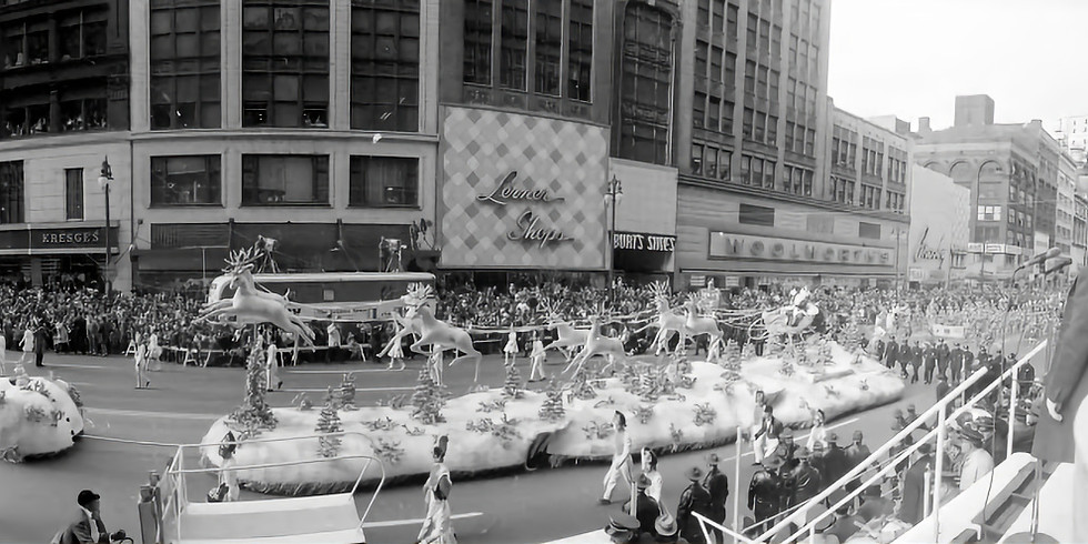 Lecture Series: The History of the Detroit Thanksgiving Day Parade