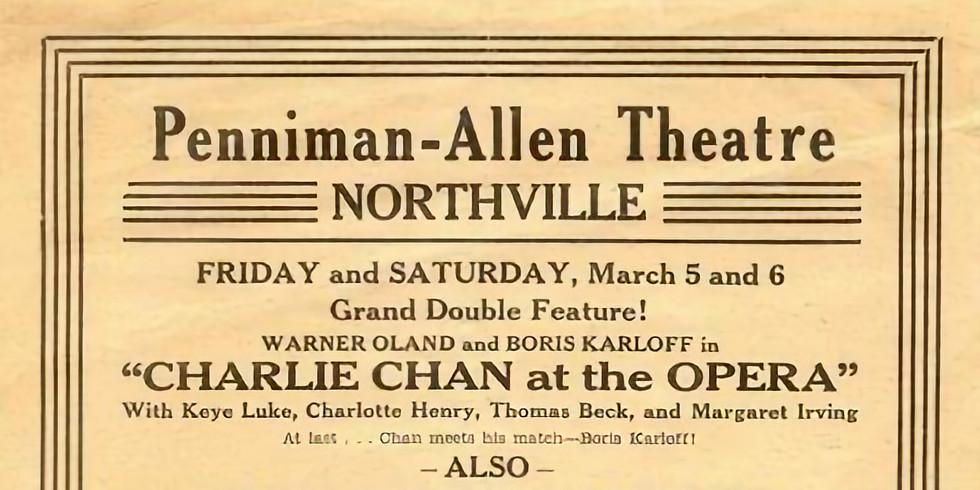 Lecture Series: Vintage Theaters and their Importance to Communities