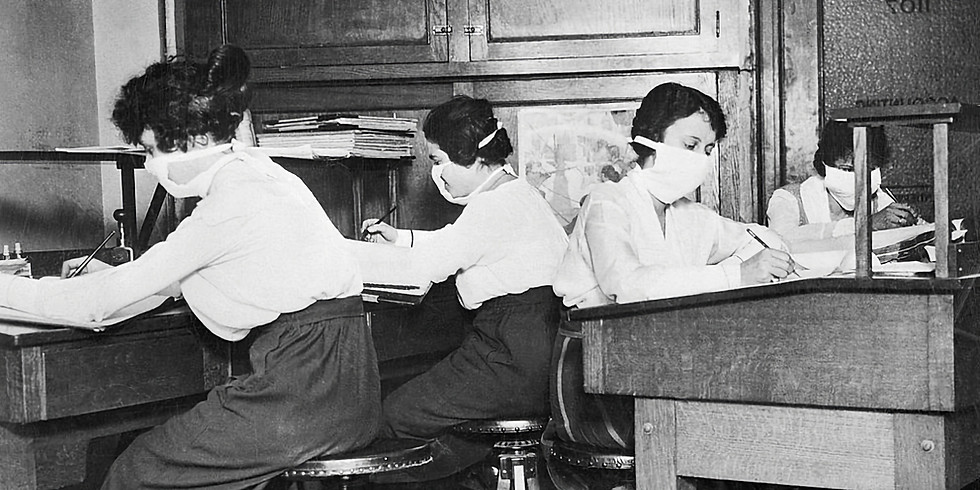 2021 Lecture Series: The Spanish Flu of 1918