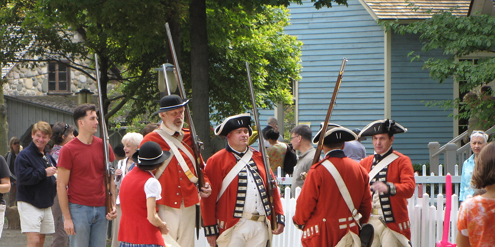 Fourth of July Activities at Mill Race Village