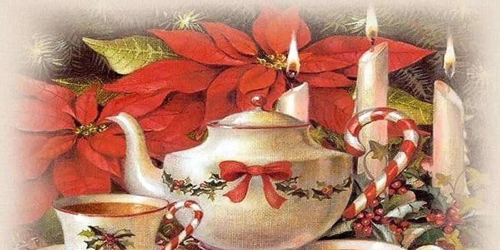 Drop-in Christmas Cream Tea