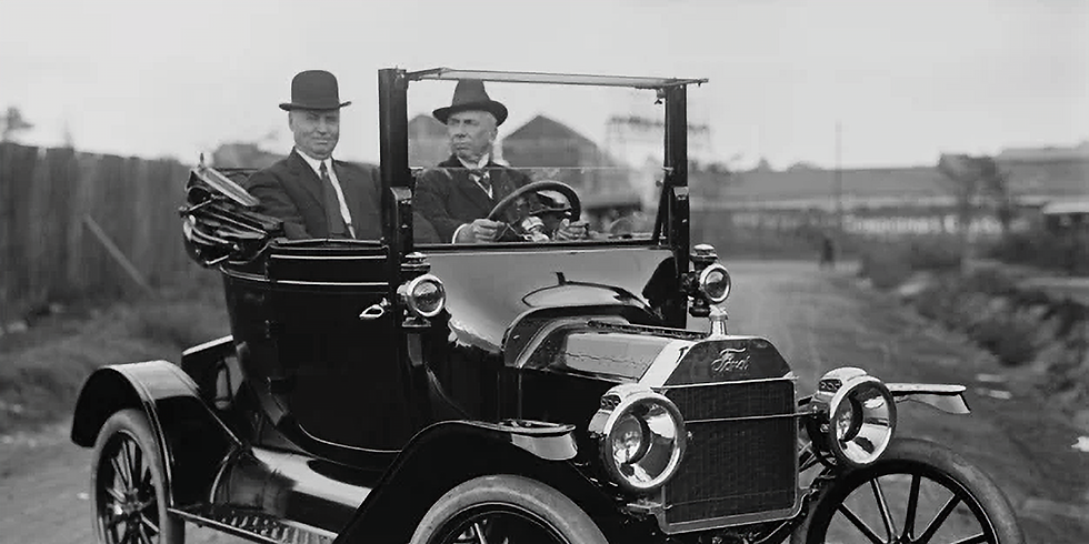Virtual Lecture Series / How the Model T Changed the World