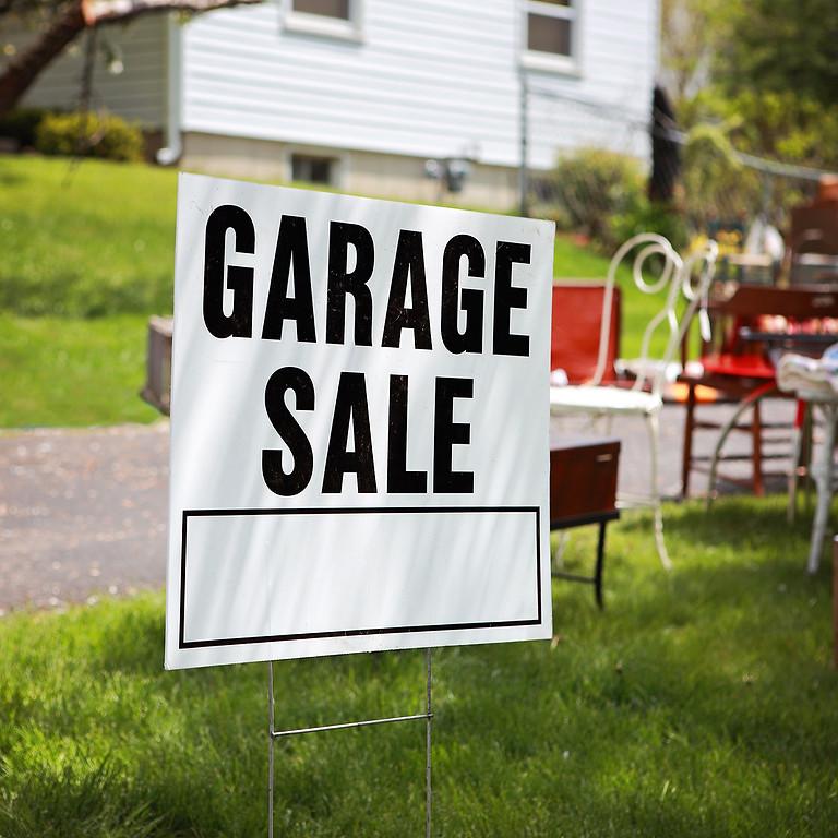 Northville's Annual Gigantic Garage Sale