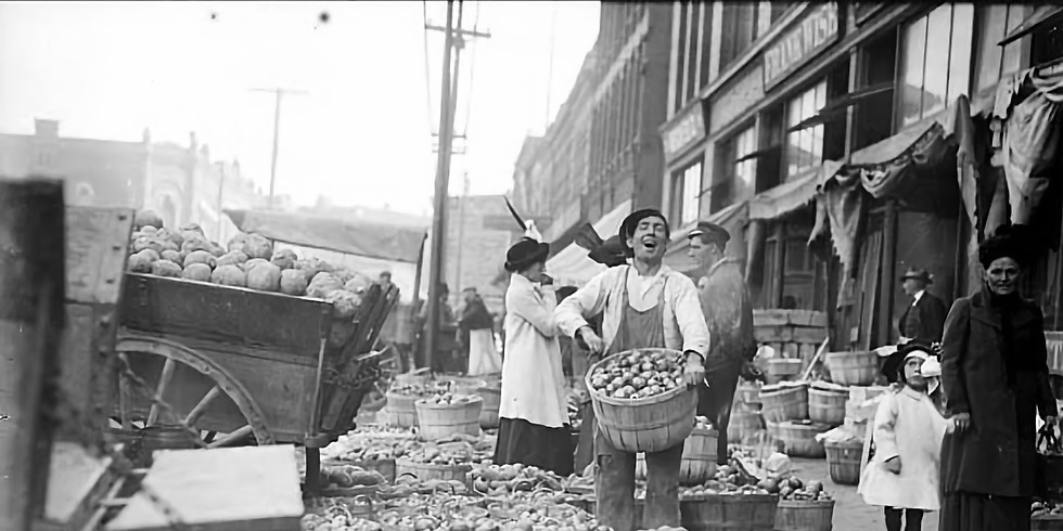 Lecture Series: Preservation Efforts for Detroit's Historic Central Market Vegetable Building