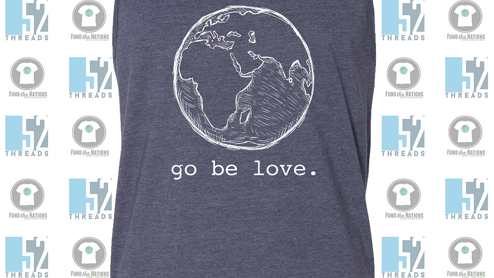 Go be love Tank