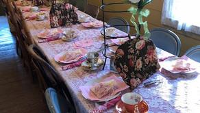 Victorian Lace Tea