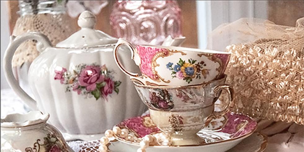 Drop-in Victorian Cream Tea
