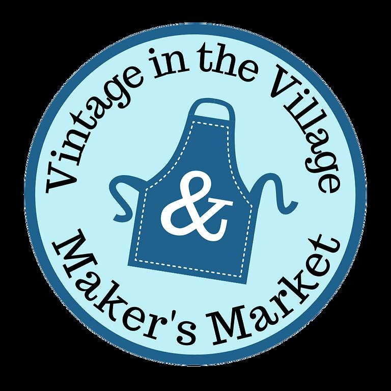 Vintage in the Village Maker's Market