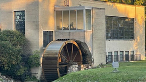 The Water Wheel is turning again!