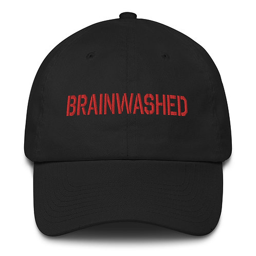 Brainwashed Cotton Cap