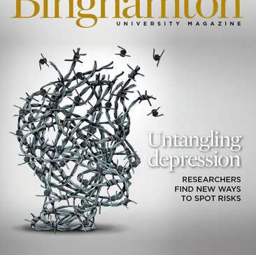 Binghamton University Magazine