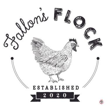 Backyard Chicken Coop Logo