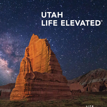 Design of Utah Travel Guide